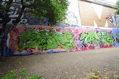 POLARIS, DEKAH (STILSAYN) Tags: california graffiti oakland bay east area polaris 2015 dekah