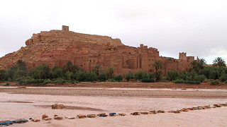 Aït Benhaddou, UNESCO World Heritage Site, Morocco