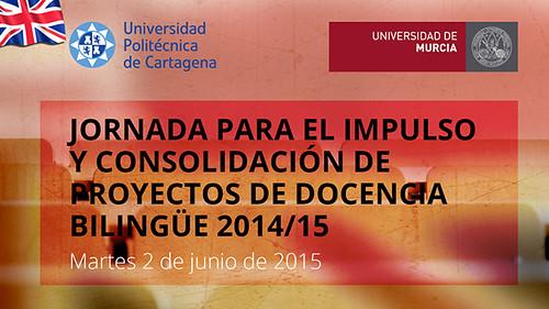 Jornada para el impulso y consolidación de proyectos de Docencia Bilingüe CMN