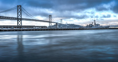 """The Bay At Dusk • <a style=""""font-size:0.8em;"""" href=""""http://www.flickr.com/photos/54083256@N04/18181807742/"""" target=""""_blank"""">View on Flickr</a>"""