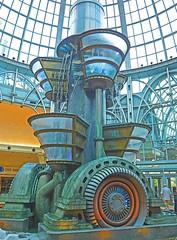 The Hydro-Teslatron, Fallsview Casino Niagara Falls...HSS! (wessexman...(Mike)) Tags: fountain niagarafalls casino hss sliderssunday