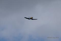 Vought F4U Corsair-46 (Clubber_Lang) Tags: airshow corsair farnborough f4u vought fia2016