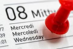 Stichtag 218/366 (Skley) Tags: kalender stichtag termin termine verwaltung bro office planung logistik 218366 2016 foto bild