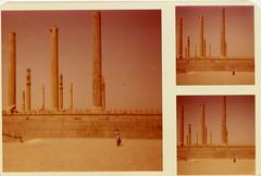 Persepolis , Iran (reza fakharpour) Tags: old trip family vintage landscape freedom ancient iran shiraz iranian 1970s persepolis iranians achaemenidempire   prerevolutioniran takhtejamshed iranbeforetherevolution