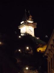 Clock Tower of Graz, Austria (Norbert Bnhidi) Tags: austria graz sterreich autriche ustria oostenrijk  ausztria styria steiermark estiria styrie stiria estria stiermarken  stjerorszg