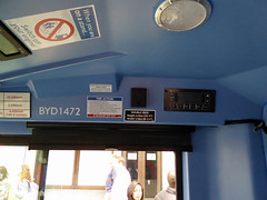 ML BYD1472 - LJ16EZN - CAB2 - REGENT STREET - SUN 3RD JULY 2016 (Bexleybus) Tags: street bus buses festival by design july 98 led route your dreams regent tfl 2016 metroline byd duild elrctric comfortdelgro k8sr lj16ezn byd1472