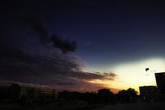 Pink Sky (Myk Jordan) Tags: campus uw uwmadison university badgers goldenhour sunset sun sundown lake monona mendota isthmus sky clouds cloud water pink