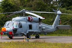 Royal Danish Air Force MH-60R Seahawk (Sam Wise) Tags: show denmark fighter air danish base seahawk mh60r skyrdstrup