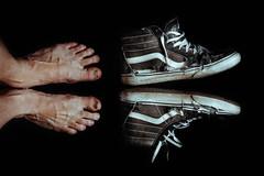 My old shoes (a.rintala) Tags: fujifilm fuji finland fujifilmxpro1 xpro1 xphotographer xphoto fujixpro1 shoes