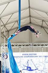 Julia Zaharova (Jul Chitay) Tags: aerial aerialist sport dance flexibility aerialarts arts high aerials ankledrop aerialdrop woman girl