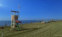 life guard (IVAN 63) Tags: beach playa venezia veneto caorle spiagggiadiponente