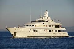 April Fool (Sinia Aljinovi) Tags: yacht croatia split motoryacht yachting megayacht aprilfool superyacht feadship yachtphoto sinisaaljinovic