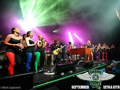 Grand Point North - Day 2 09/13/15 (Grace Potter & The Nocturnals) Tags: burlington vermont grace potter grand point north music festival