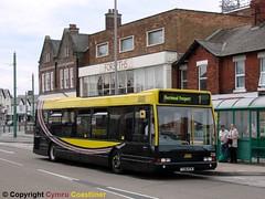 The Original and Still the Best (3) (Cymru Coastliner) Tags: blackpooltransport optareexcel 216 t216hcw bus blackpool cleveleys lancashire