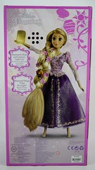 2016 Singing Rapunzel 16 Inch Doll - Disney Store Purchase - Boxed - Rear View (drj1828) Tags: us disneystore disneyparks singing rapunzel 16inch doll purchase online 2016 boxed