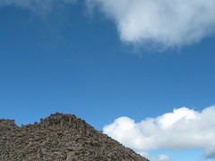 Mount Evans CO (sherrylynnsays) Tags: rockymountains rocks clouds mostlysunny bluesky pretty scenic landscape partlycloudy