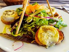 Yvoire Lunch at Les Jardins Du Leman (Beholder) Tags: yvoire auvergnerhnealpes france fr