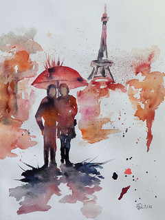 374 Paris sous la pluie (Explore 30/09/2016)