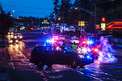 Lynnwood Police Department Ford Police Interceptor Utility SUV (andrewkim101) Tags: snohomish county wa washington state lynnwood police department ford interceptor utility suv unmarked