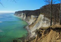 Kreidesteilkste (holzwegjp) Tags: nationalpark rgen kreidefelsen jasmund