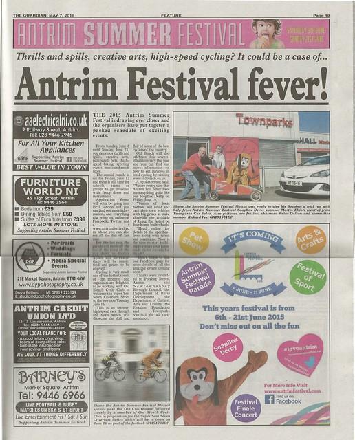 Antrim Summer Festival