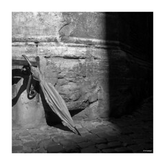 Agfa Isolette III_010 (dcanalogue) Tags: camera white black rome classic 6x6 vintage landscape cityscape kodak iii trix rangefinder f45 400 medium format filmcamera agfa rodinal folding isolette apotar adonal classicblackwhite 400txp analogicait