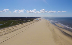 Camperduin Strand (airpic.nl) Tags: holland beach strand luchtfoto noordholland noord camperduin drone petten quadcopter