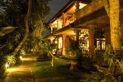 IMG_7987 (aks_19_ak) Tags: bali pool night swimming canon indonesia photography eos hotel sigma tranquility resort villa serene ubud bungalows 600d 1750mm sigma1750f28os