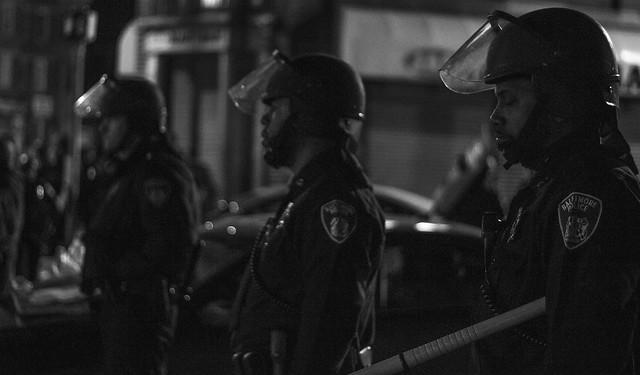 Baltimore Policemen