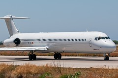EC-JUG, Swiftair, McDonnell Douglas MD-83 - cn 49847. (dahlaviation.com) Tags: airplane aircraft aviation airplanes greece rhodes spotting aircrafts rho planespotting mcdonnelldouglasmd83 swiftair lgrp diagoras