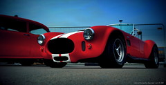 Cobra (Papa Razzi1) Tags: red ford cobra v8 2015 4857 115365 gasolineswapmeet