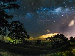 Landscape Milky Way (santifox14) Tags: longexposure way landscape colombia paisaje astro milky larga antioquia milkyway exposicin ceja largaexposicion astrofotgrafa