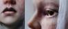 Tutorial - Half Angel - details (Mamzelle Follow) Tags: closeup angel j bjd tutorial dollstown facialtattoo followthewind dollfaceup doloriel