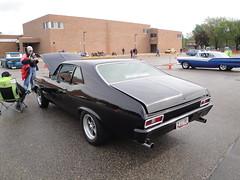 1970 Chevrolet Nova (Crown Star Images) Tags: show cars chevrolet car gm bowtie wcc chevy swap meet carshow willmar generalmotors 2015 wilmar willmarcarclub willmarcarshowswapmeet2015