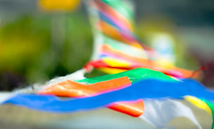 Bunting (HannahGE) Tags: carnival blur colour festival manchester movement wind contest depthoffield friday brassband 29th marches saddleworth 2015 whitfriday broadoakhotel