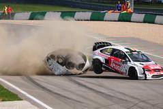 FIA WORLD RALLYCROSS RX CHAMPIONSHIP 2015 (xxx-NICO-xxx) Tags: world show speed championship belgium rally jules meter circuit rallyes fia rallye rx rallycross vitesse 2015 tacheny