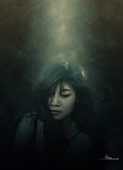 IMG_9014 as Smart Object-1 (LeNam- Call me: 84979972301) Tags: girl mystery sad shy saigon hauntingly saigonese
