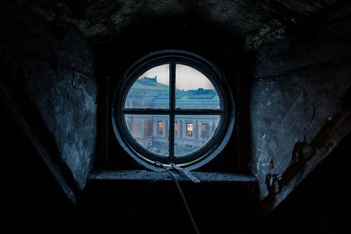 """SMK as seen through a tiny round window • <a style=""""font-size:0.8em;"""" href=""""http://www.flickr.com/photos/72423171@N00/18019787520/"""" target=""""_blank"""">View on Flickr</a>"""