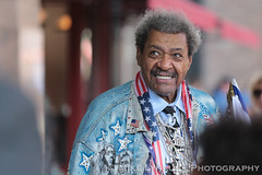 Don King - 2016 Republican National Convention in Cleveland, OH #RNCinCLE (mikelynaugh) Tags: rncincle republicannationalconvention rnc republican trump convention cleveland americafirst makeamericagreatagain politics politicalrally ohio trump2016 donking