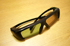Obsolete (cchana) Tags: glasses table 3dglasses active3d electronics samsung