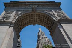 Washington Square Arch, New York