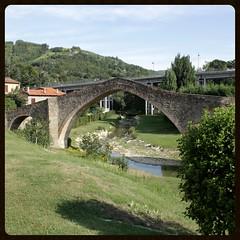 Ponte della Signora - Modigliana (Moro972) Tags: modigliana canon 550d 2016 signora mrs nature green fiume vecchio day ponte pietra sandonato italy old giorno bridge verde stone italia natura river