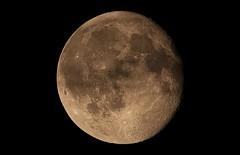 Moon (Layna.Campbell) Tags: moon night nightphotography nightsky dark moonphotography midnight space craters telephotolens photography photographer nikon nikond200 dslr camera 150500sigmalens