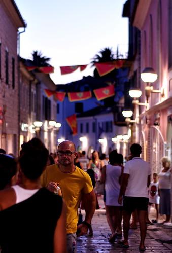 Herceg Novi evening