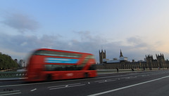 Westminster Bridge (FP_AM) Tags: greatbritain england london westminster doubledeckerbus westminsterbridge canon60d tokina1116mmf28