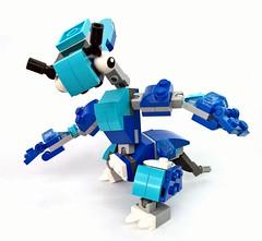 alien03 (chubbybots) Tags: lego alien