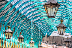 Covent Garden Reflections (James Neeley) Tags: abstract london design shapes coventgarden jamesneeley