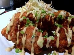 Closer shot of Deep-fried chicken from Minowa @ Roppongi (Fuyuhiko) Tags: from chicken tokyo shot roppongi  deepfried  minowa
