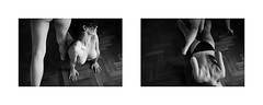() Tags: collage woman body bodies nude underwear white feet floor hands bw blackandwhite monochrome ioannina greece frame sequence digital