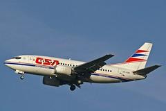 Boeing B737 ~ OK-CGK CSA (Aero.passion DBC-1) Tags: spotting aircraft aviation avion plane dbc1 aeropassion cdg roissy boeing b737 ~ okcgk csa